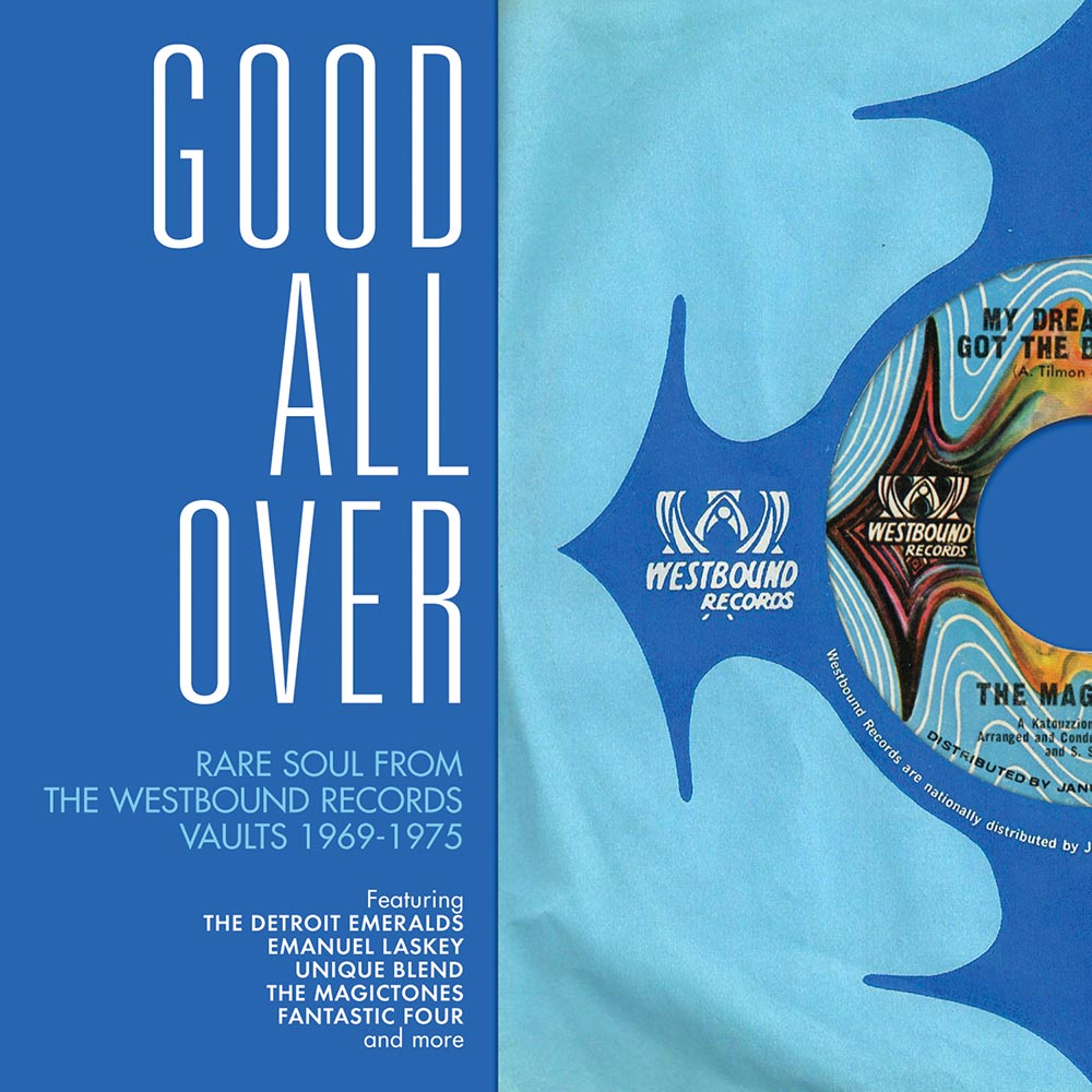Good All Over – Rare Soul From The Westbound Records Vaults CD