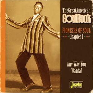 Great American Songbook Chapter 1 Pioneers Of Soul CD