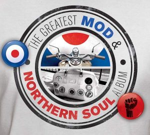 The Greatest Mod & Northern Soul Album - Various Artists 4X CD (Rhino)