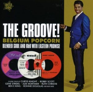The Groove! - Belgium Popcorn CD