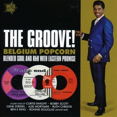 The Groove! - Belgium Popcorn - Various Artist CD (Outta Sight)