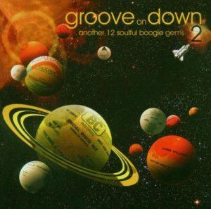 Groove On Down Volume 2 CD