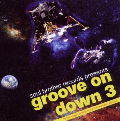 Groove On Down Volume 3 CD