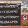 Rare Funk Liberation - Various Artists CD (Back)