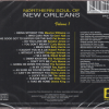 Northern Soul Of New Orleans Volume 1 CD (Back)
