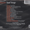 Macon Soul Soup - Jar-Val and Stone Recordings CD (Back)