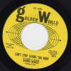 Barbra Mercer - Hey!! / Can't Stop Loving You Baby 45
