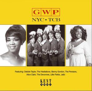 GWP NYC TCB Volume 1 - Various Artists CD (Kent)