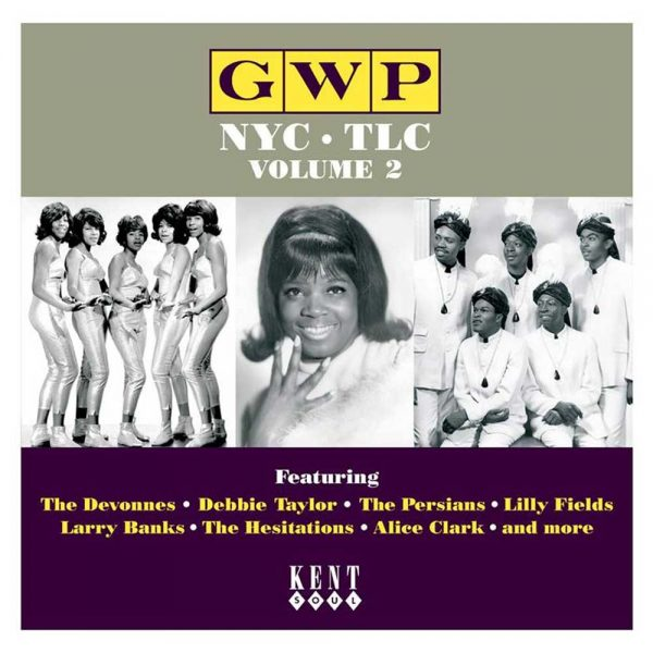 GWP NYC TCB Volume 2 - Various Artists CD (Kent)