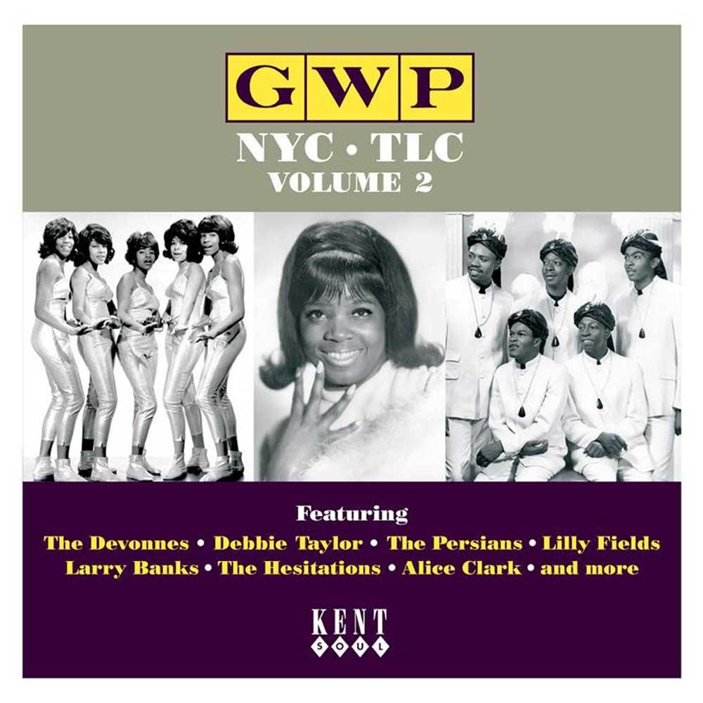 GWP NYC TCB Volume 2 – Various Artists CD (Kent)
