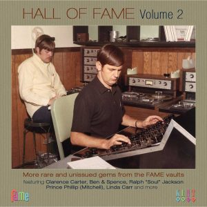 Hall Of Fame Volume 2 - Various Artists CD (Kent)