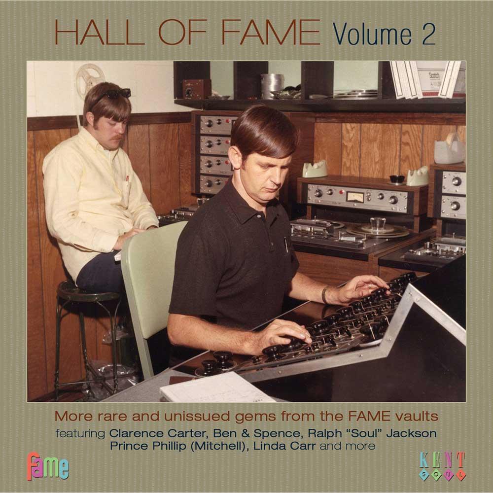 Hall Of Fame Volume 2 – Various Artists CD (Kent)