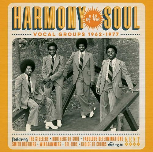 Harmony Of The Soul Vocal Groups 1962-1977 - Various Artists CD (Kent)