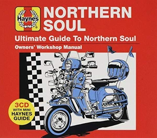 Haynes Ultimate Guide To Northern Soul - Various Artists 3CD (Sony)
