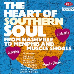 Heart Of Southern Soul Volume 1 - Various Artists CD (Ace)