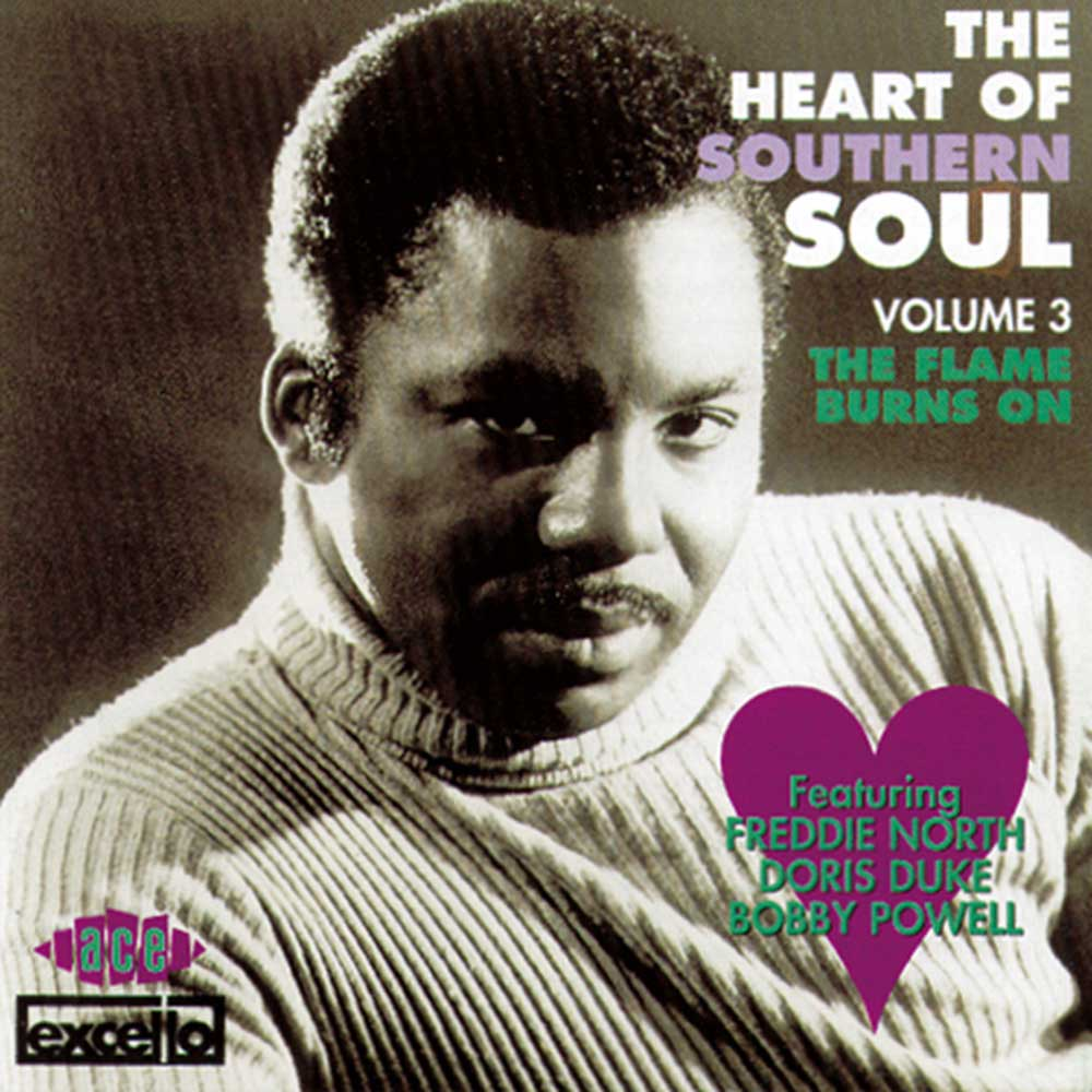 Heart Of Southern Soul Volume 3 – Various Artists CD (Ace)