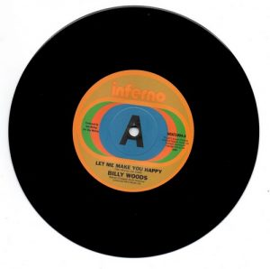 Billy Woods - Let Me Make You Happy 7""