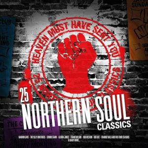 Heaven Must Have Sent You - 25 Northern Soul Classics 2LP Vinyl