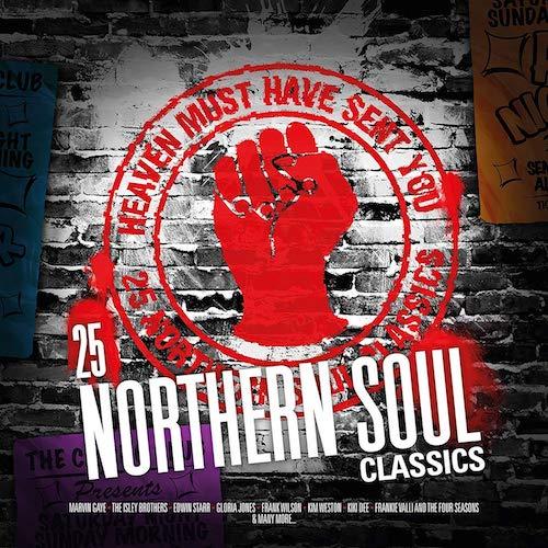 Heaven Must Have Sent You - 25 Northern Soul Classics 2LP Vinyl