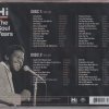 Hi Records - The Soul Years 2X CD (Back)