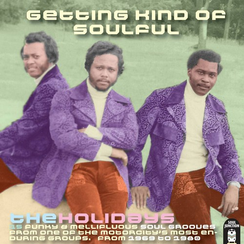 The Holidays - Getting Kind Of Soulful CD (Soul Junction)