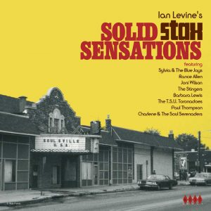 Ian Levine's Solid Stax Sensations - Various Artists CD (Kent)