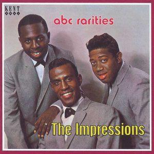 The Impressions - Abc Rarities CD