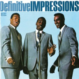 The Impressions - The Definitive Part 1 CD (Kent)