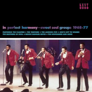 In Perfect Harmony - Sweet Soul Groups 1968-77 - Various Artists CD (Kent)