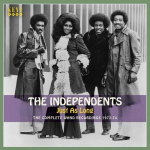 The Independents - Just As Long - The Complete Wand Recs 1972-74 CD