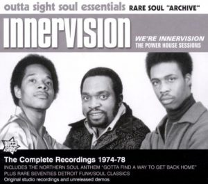 Innervision - We're Innervision - The Power House Sessions CD (Outta Sight)
