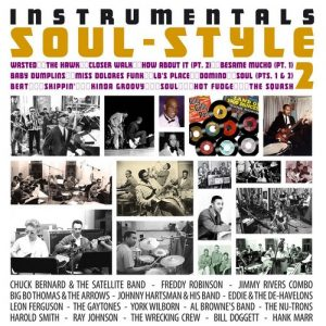 Instrumentals Soul Style Volume 2 2CD