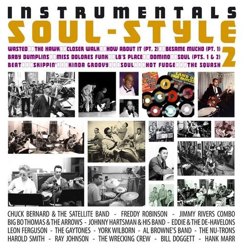 Instrumentals Soul Style Volume 2 2CD