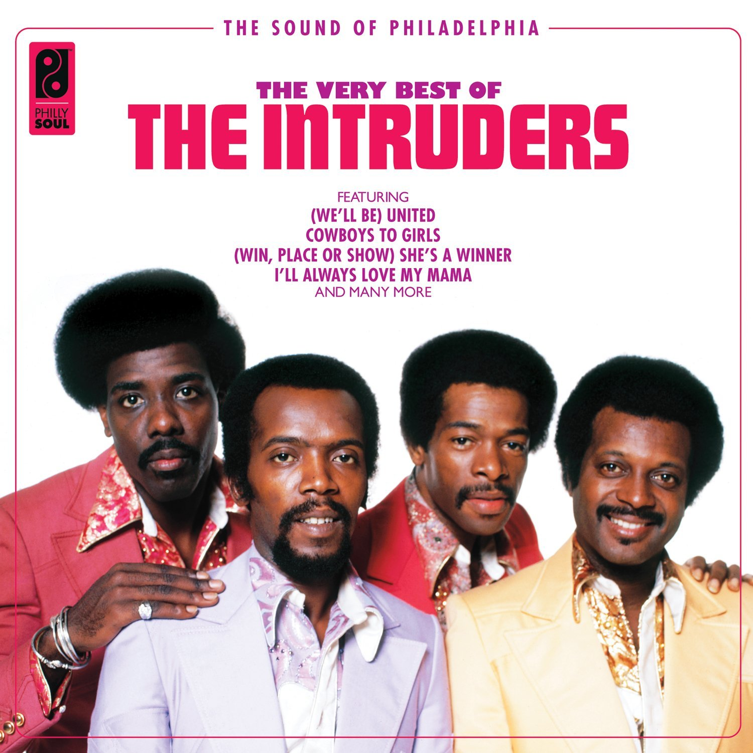 The Intruders – The Very Best Of CD