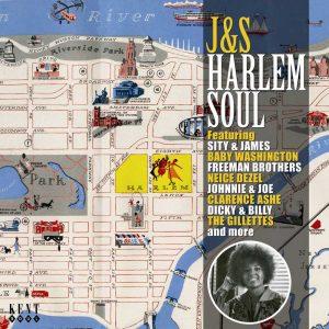 J&S Harlem Soul CD