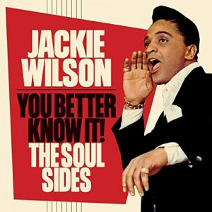 Jackie Wilson - You Better Know It! The Soul Sides CD (Contrast)