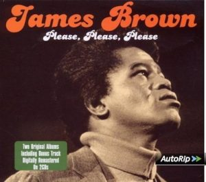 James Brown - Please, Please, Please 2x CD