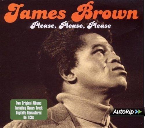James Brown - Please, Please, Please 2x CD