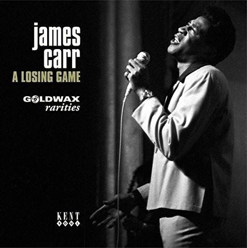 James Carr - A Losing Game - Goldwax Rarities 4 Track Vinyl EP (Kent)