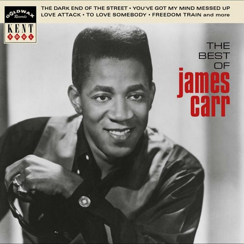 James Carr - The Best Of CD