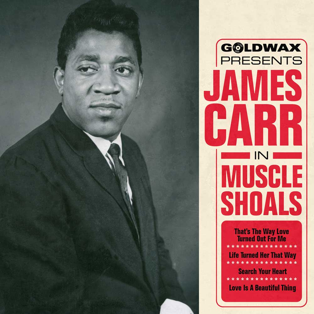 In Muscle Shoals 4 Track EP 7″-0