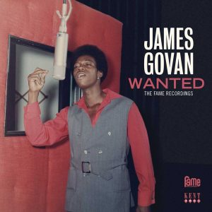James Govan - Wanted - The Fame Recordings CD
