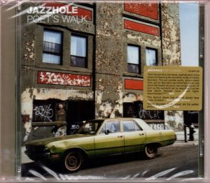 Jazzhole - Poet's Walk CD (Soul Brother)