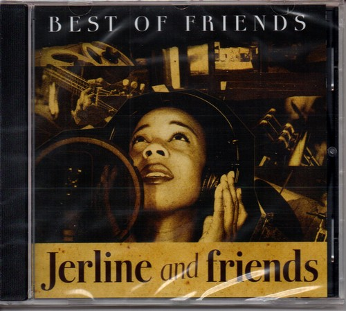 Jerline and Friends - Best Of Friends CD