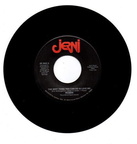 "The Best Thing You Can Do Is Love Me / (Instrumental) 7""-0"