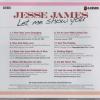 Jesse James - Let Me Show You CD (Back)