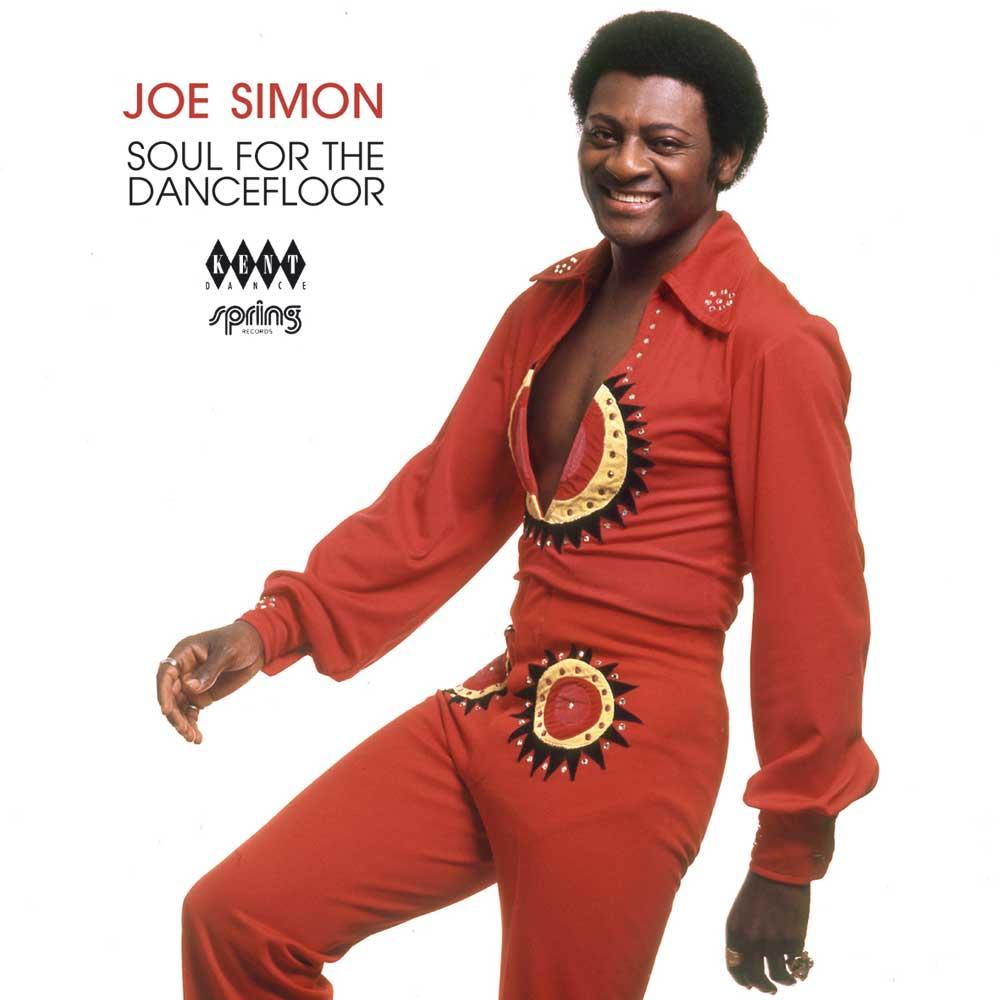 Joe Simon – Soul For The Dancefloor CD (Kent)