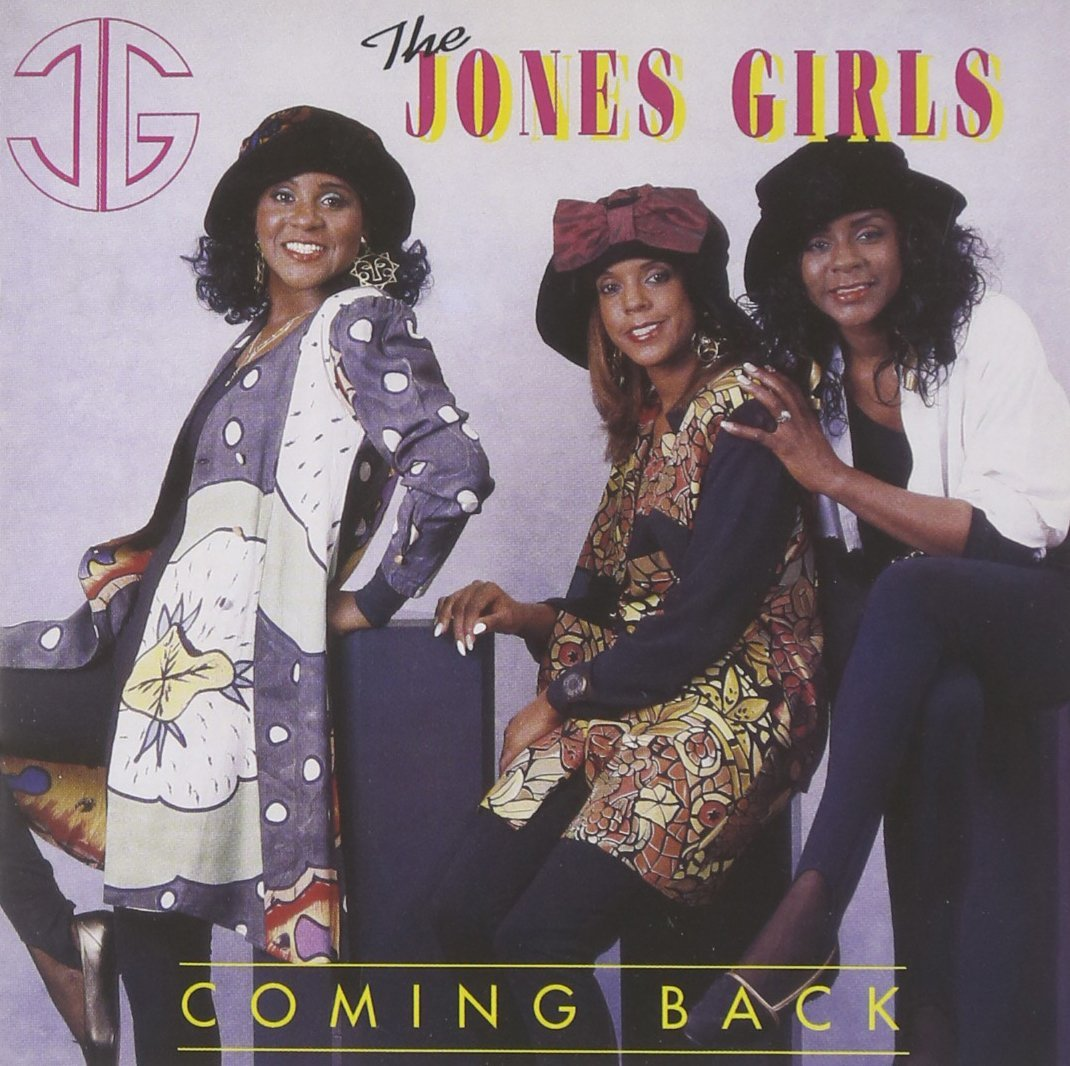 Jones Girls – Coming Back (Expanded Edition) CD