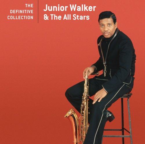 Junior Walker & The Allstars - The Definitive Collection CD (Motown)
