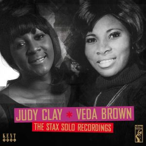 Judy Clay & Veda Brown - The Stax Solo Recordings CD